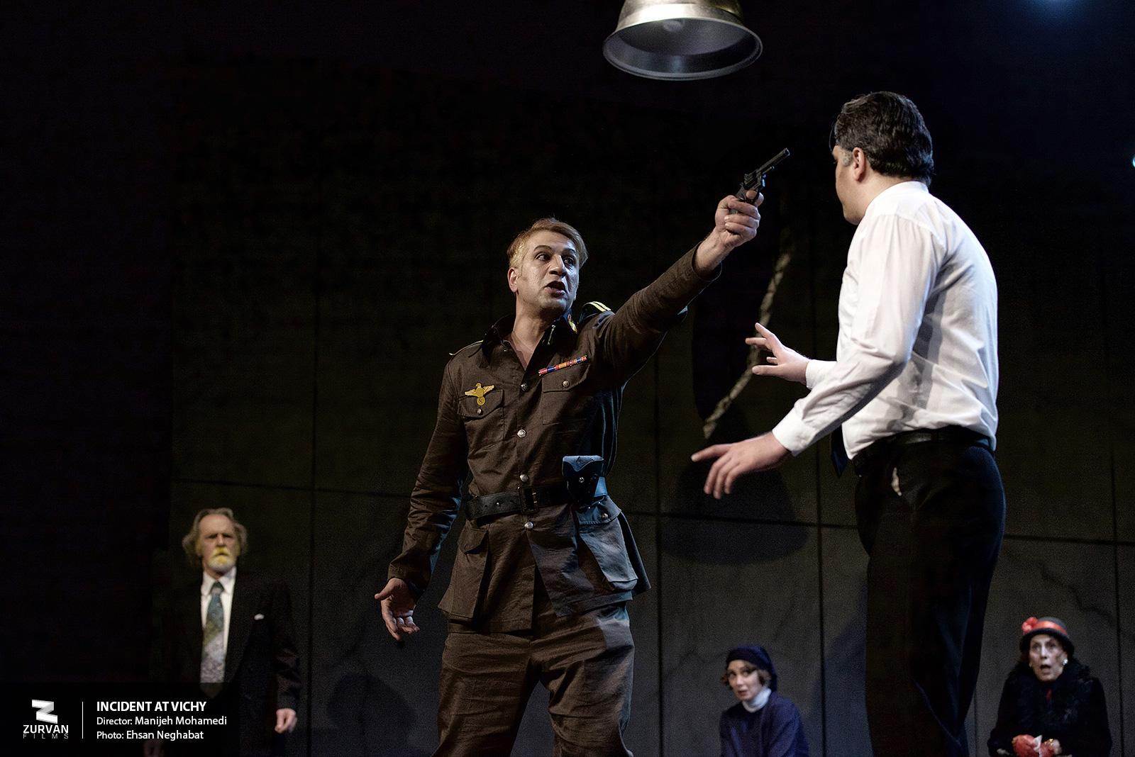 Incident at Vichy [Photo 8]